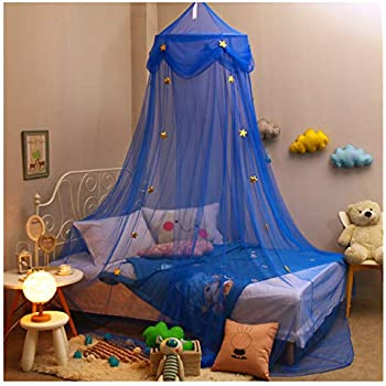 Amazon.com: Didihou dosel de red para mosquitos para cama ...