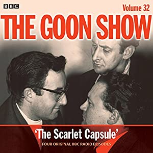 The Goon Show: Volume 32 Radio/TV Program