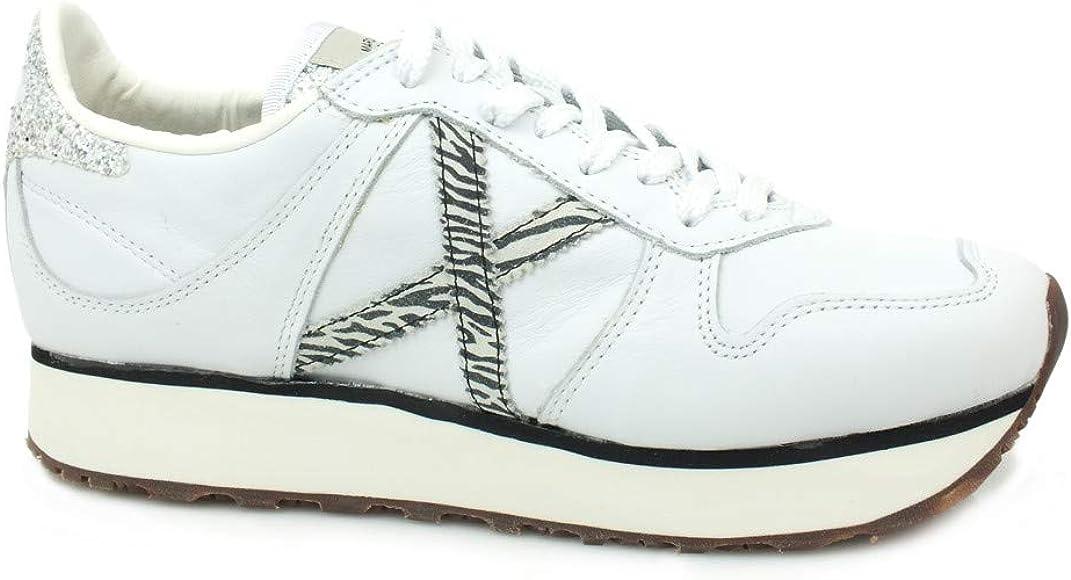 95dfa0ef5c Munich Sneaker Massana Sky 85 36 Bianco: Amazon.it: Scarpe e borse