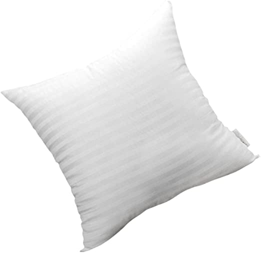 HomeDecTime PP Algodón Cuadrado Euro Cama Throw Insert Pillow Home Sofá Decoración 7 Tamaños - 40 * 40cm: Amazon.es: Hogar