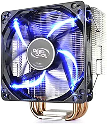 Qiaoxianpo01 Disipador de Calor de la CPU (multiplataforma/Soporte ...