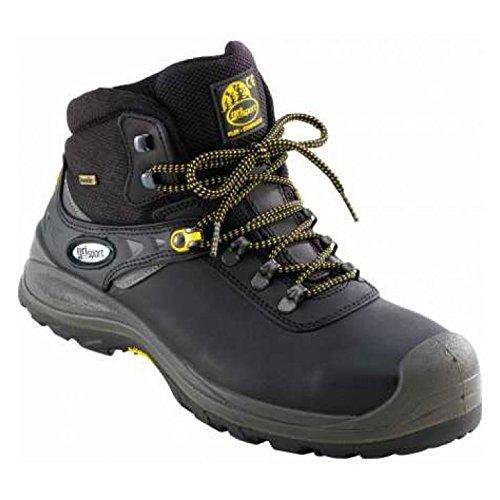 Sicherheits Schnürstiefel SYMPATEX S3 HRO HI WR - Schuhgröße: 44
