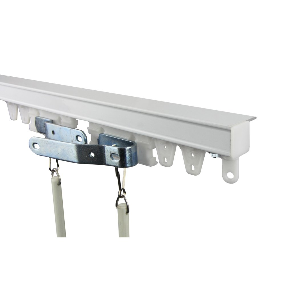 Rod Desyne Commercial Ceiling Curtain Track Kit