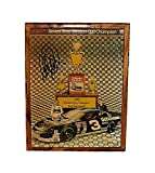 AUTOGRAPHED Dale Earnhardt Sr. 1994 Goodwrench Racing Team 7X CHAMPIONSHIP TROPHY Rare & Vintage Signed 9X11 Inch NASCAR Champion Photo with Lacquered Plaque & COA