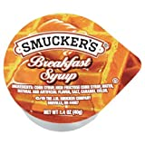 Smucker's Breakfast Syrup, 1.4 Ounce (Pack of 100)