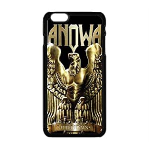 Cool-Benz manowar heavy metal logo bands Phone case for iPhone 6 plus
