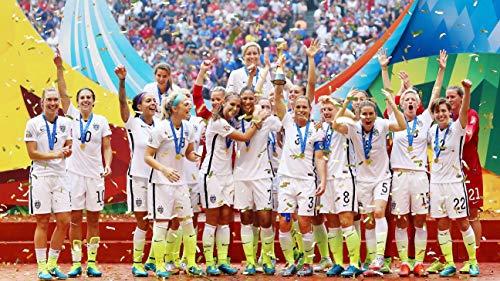 Kopoo US Women's Soccer Team Poster 2019 FIFA Women's World Cup Final, 24