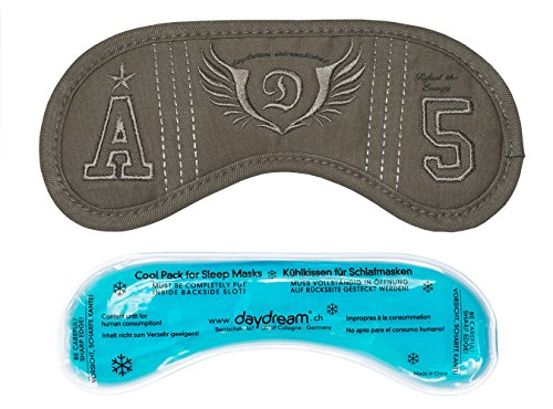 DAYDREAM Eagle Sleep Mask Brown