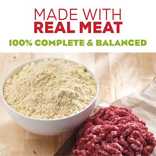Purina Moist & Meaty Wet Dog Food, Steak Flavor - 36 ct. Pouch