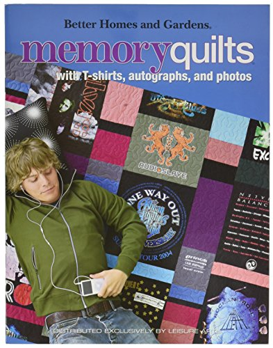 Leisure Arts Creative Collection Memory Quilts Book