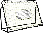 Franklin Sports Soccer Rebounder - Tournament Steel Soccer Rebounding Net - Perfect for Backyard Soccer Practi