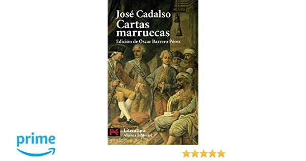 Cartas marruecas (El Libro De Bolsillo - Literatura): Amazon ...