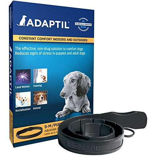 Adaptil Dap  Odorless Adjustable Calming Collar For Small an