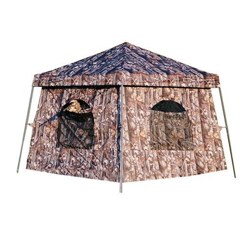 ShelterLogic-10×10-Slant-Leg-Popup-Canopy-and-Tent-with-Roller-Bag-NextCamo
