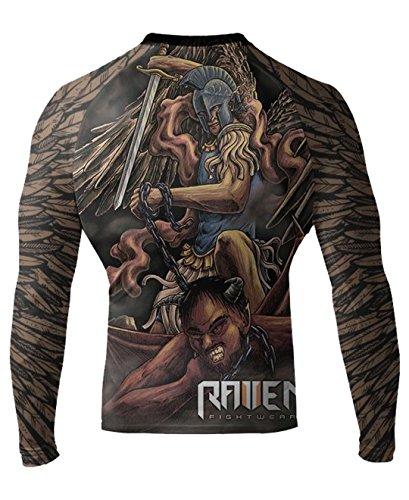Raven Fightwear rash guard mma 2019