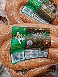 Eddy Premium Jalapeno Smoked Sausage 40 Oz (2 Pack)