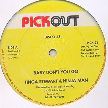 Baby Dont You Go: Ninjaman, Tinga Stewart: Amazon.es: Música