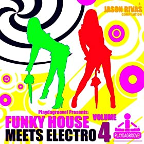 Funky house meets electro vol 4 various for Funky house artists