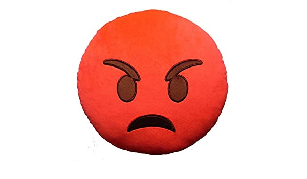 Amazon.com: FunnyToday365 Home Decoration Red Angry Home ...