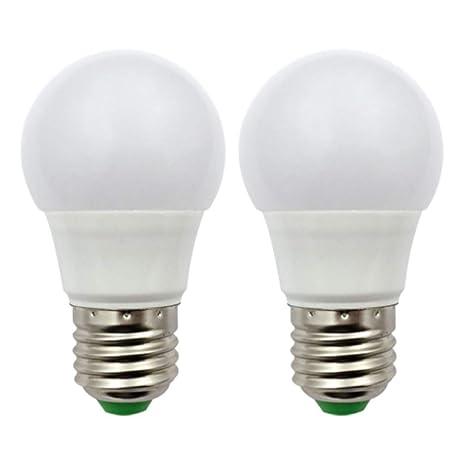 Bombilla LED E27 rosca Edison, 3 W (35 W), A50 (A17