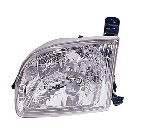 (Genuine Toyota Parts 81150-0C010 Driver Side Headlight Assembly Composite)