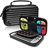 Nintendo Switch Hard Case,Suitcase Design,Portable Hard Shell Pouch Traveler Game Bag for Nintendo Switch Console & Accessories