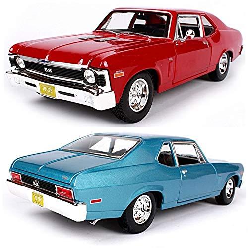 Maisto Special Edition 1:18 1970 Chevrolet Nova SS Coupe -
