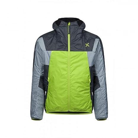 MONTURA Skisky Jacket Verde Acido Piombo - Giacca Outdoor - S ... d51d1335da0