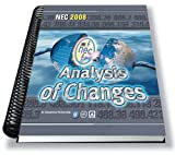 Analysis of Changes, NEC-2008, International Association of Electrical Inspectors, 1890659452
