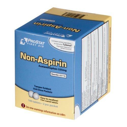 Medique 2116 Non-Aspirin Acetaminophen Tablet (Pack of 100)