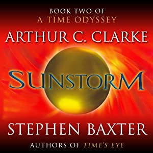 Sunstorm Audiobook