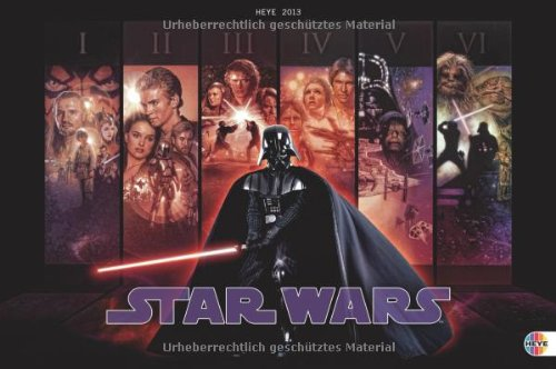 Star Wars Broschur XL 2013