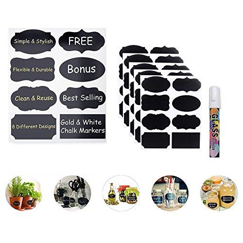 dishwasher safe chalk labels - 1