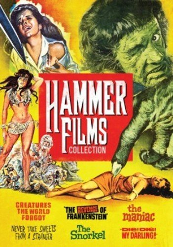 (Hammer Film Collection - Volume Two - 6 Films)