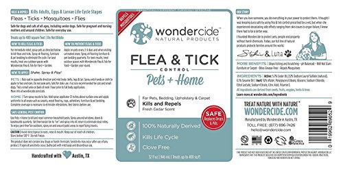 Wondercide All Natural Flea And Tick And Mosquito Control