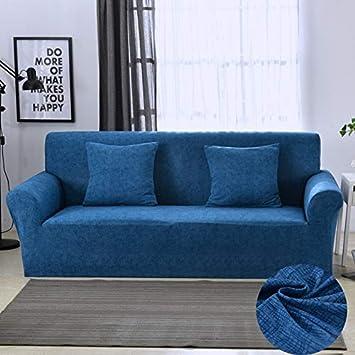 Fiesta Funda de sofá elástica para sofá de esquina, para ...