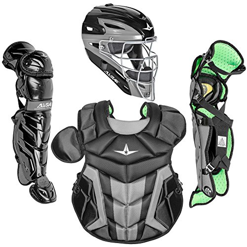 All Star System7 Axis Intermediate Catchers Set Black/Grey