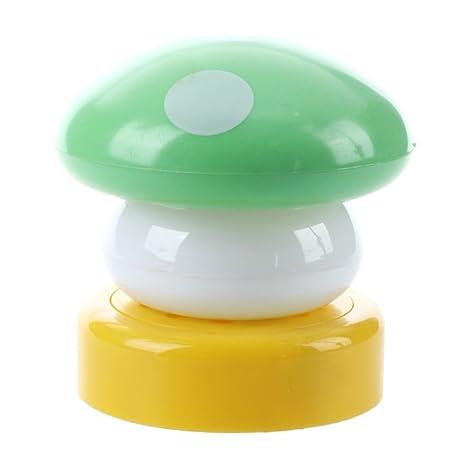 Sodial R Champignon Lampe Tactile Led Veilleuses Enfant Luniere