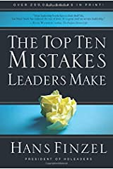 The Top Ten Mistakes Leaders Make Paperback