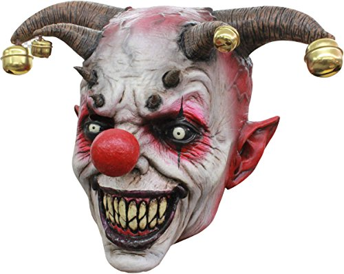 Jingle Jangle Clown Mask Standard