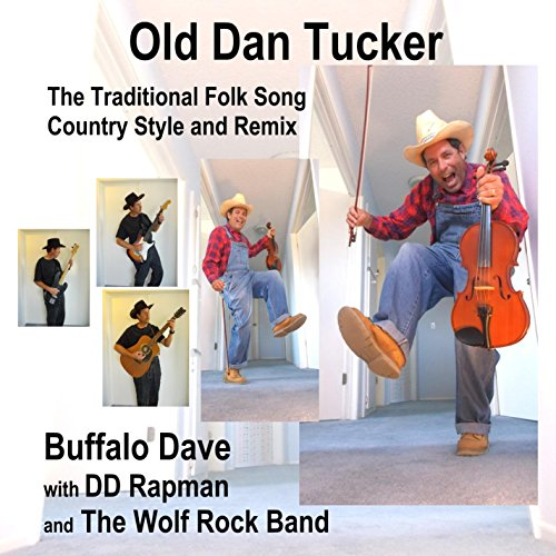 Old Dan Tucker Instrumental Fiddle (with The Wolf Rock ()