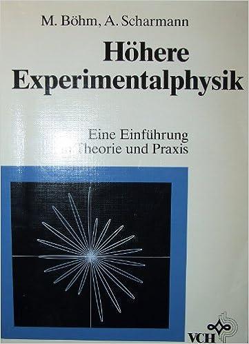Hoehere Experimentalphysik
