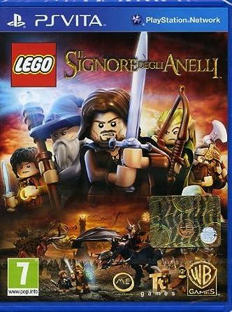 vasta selezione di in vendita online reputazione affidabile Lego Il Signore Degli Anelli: Amazon.it: Videogiochi