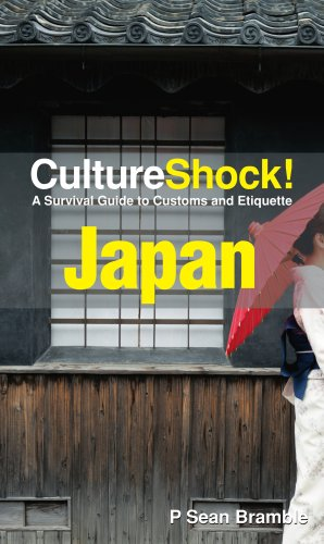 CultureShock! Japan: A Survival Guide to Customs and Etiquette (Culture Shock! Guides)