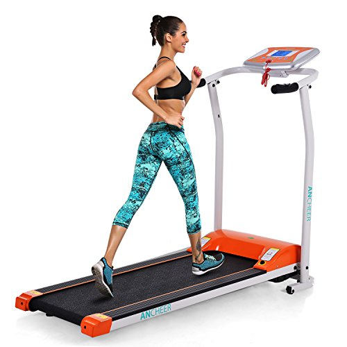 Treadmill (Orange)