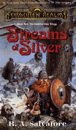 Streams of Silver: 2 (Forgotten Realms: Icewind Dale Trilogy)