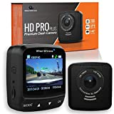 WheelWitness HD PRO PLUS Premium Dash Cam WiFi & GPS (Small Image)