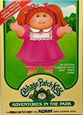 Cabbage Patch Kids: Adventures in the Park by Coleco