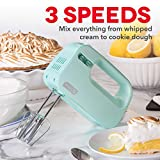 Dash Smart Store Compact Hand Mixer Electric for