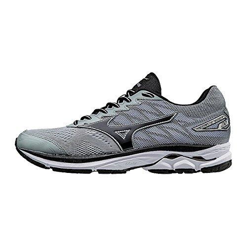 New Black Wedge Heel - 5